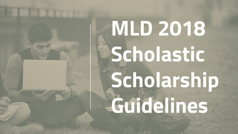 2018-mld-scholarship-guidelines